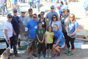 Austin Bridge & Road Employee-Owners Volunteer for a Great Cause