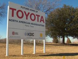 Take a Look Inside Toyota's North American Headquarters Jobsite