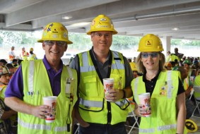 Toyota North American Headquarters Project Tops Out