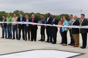 Ribbon Cutting Held For Austin Bridge & Road Project