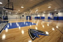 The Dallas Mavericks Practice Facility