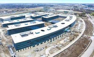 Toyota North American Headquarters Project Nearing Completion