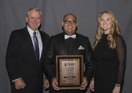 Austin Safety Manager Named TEXO Safety Professional of the Year