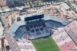 OU Gaylord Family Oklahoma Memorial Stadium – South End Zone Addition