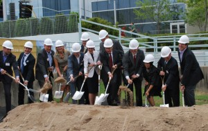 Hall Arts Project Breaks Ground in Dallas