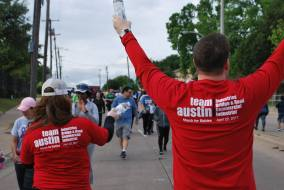 Austin employee-owners Support the March for Babies