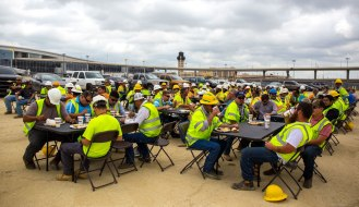 Austin Bridge & Road Celebrates Safety Milestone